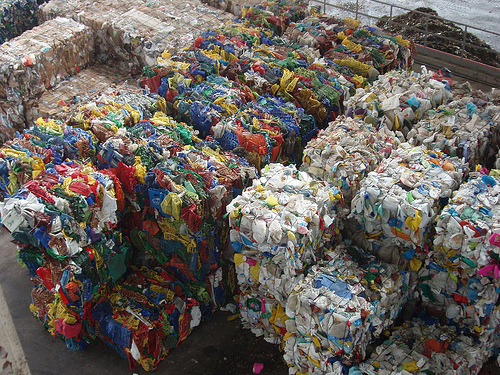 Sé responsable con tus desechos ecológicos